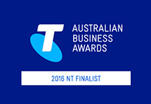 Telstra Award
